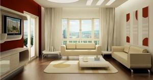 3 300x157 Contoh Desain Interior Rumah Minimalis Modern Terbaru