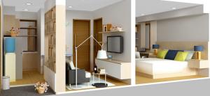 Gambar Desain Interior Rumah Minimalis 01 300x138 Contoh Desain Interior Rumah Minimalis Modern Terbaru