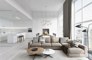Desain Interior Beberapa Ruang Tamu Minimalis Tebaru Modern