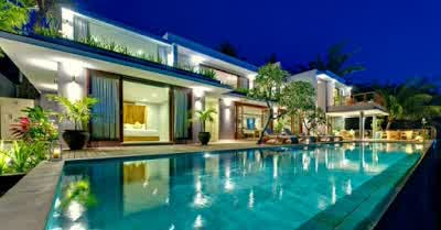 Beautiful and Modern Malimbu Cliff Villa in Lombok Island Indonesia 700x366 Desain Rumah Mewah Terletak di Nusa Tenggara Barat Indonesia