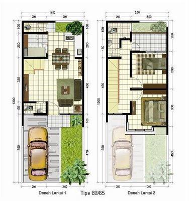 Contoh Gambar Rumah Minimalis1 Gambar Model Desain Rumah Minimalis Terbaru