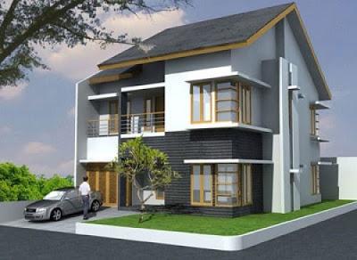 Desain Rumah Minimalis Desain Rumah Minimalis yang Mewah dengan Arsitektur Modern