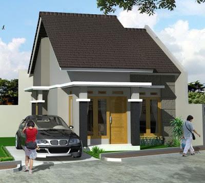 contoh gambar rumah minimalis Gambar Model Desain Rumah Minimalis Terbaru