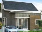 contoh rumah minimalis tipe 54 145x110 Beberapa Desain Rumah Minimalis type 54