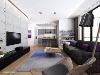 home designing.com1  Rumah Minimalis Sederhana Modern