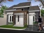 model rumah minimalis type 54 145x1101 Penampilan Rumah Minimalis Satu Lantai