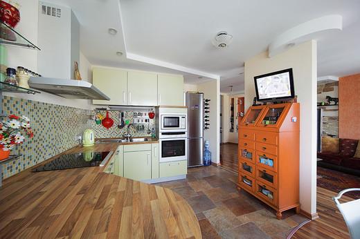 myhome.ru4  Desain Rumah Apartemen dengan Furnitur Warna Cantik