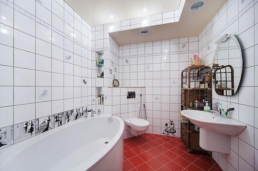 myhome.ru6  Desain Rumah Apartemen dengan Furnitur Warna Cantik