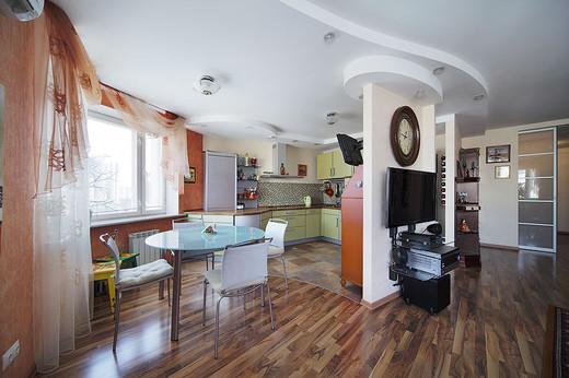myhome.ru7  Desain Rumah Apartemen dengan Furnitur Warna Cantik