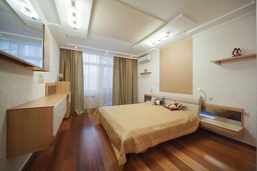 myhome.ru8  Desain Rumah Apartemen dengan Furnitur Warna Cantik