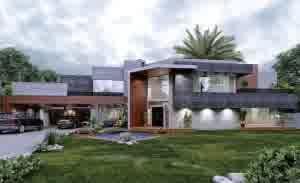 rumah minimalis 2 300x183.jpg2  Contoh Desain Denah Rumah Minimalis 2 Lantai yang Sederhana